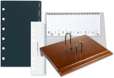 Agenda Accessories Dateless