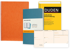 Notebooks, Exercise Books