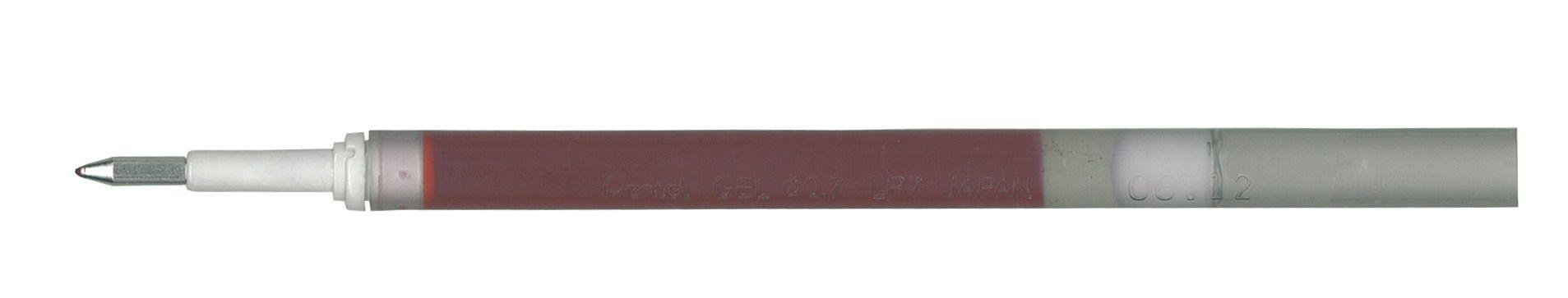 0884851011367 Pentel EnerGel Gel-Tintenroller Tradio BL117W schwarz